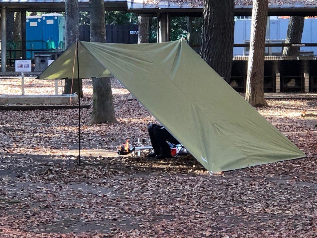 場 清水 公園 キャンプ